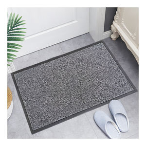 New arrival Environmental pvc coil door mat with border