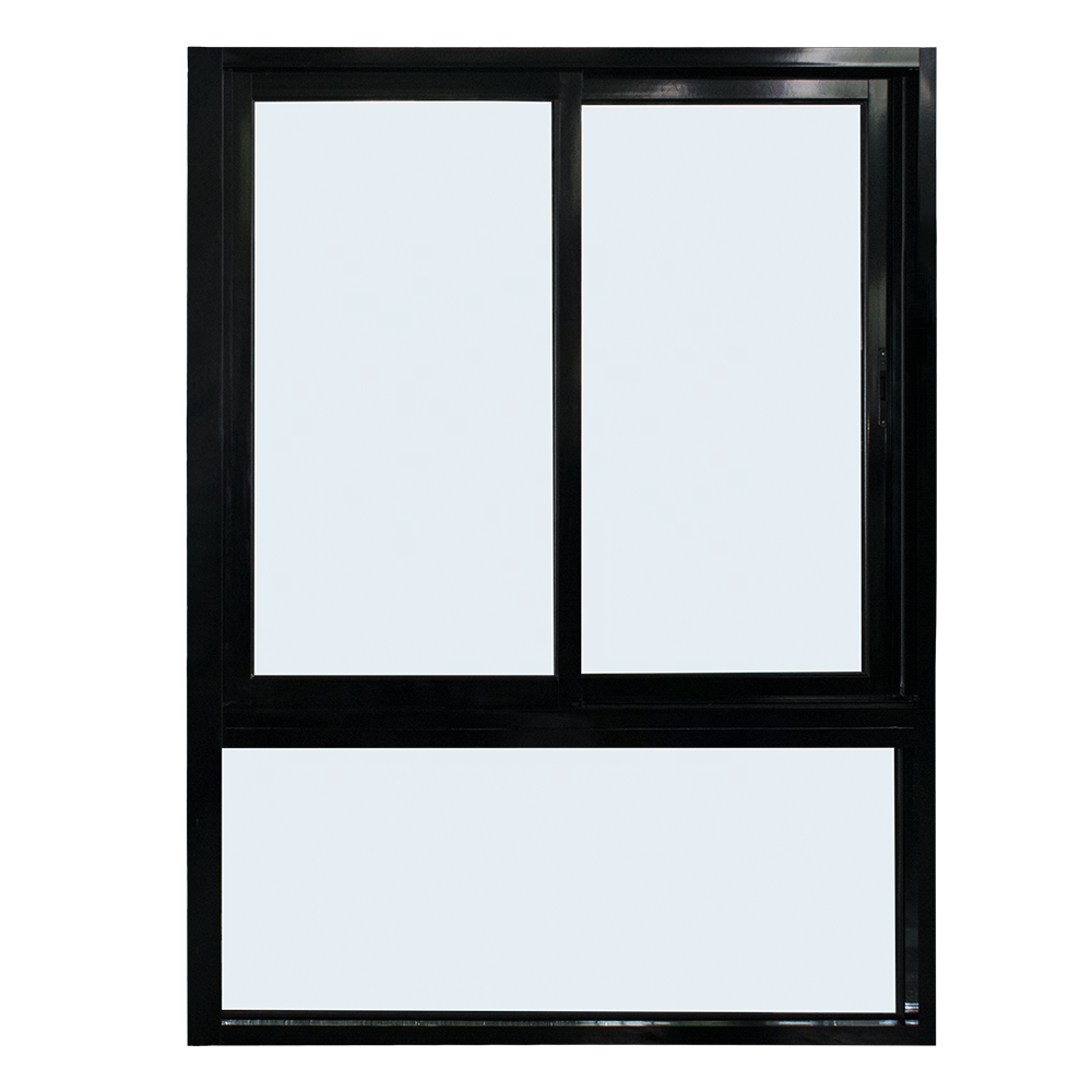 Australia AS2047 Standards Heavy Duty Aluminum Glass Sliding Windows with Australian Brand Hardware