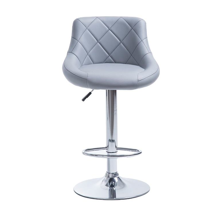 Swivel bar stools chair bar chair dimensions with ukfr pu
