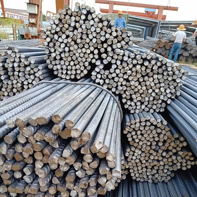 Deformed steel bar 8mm 12mm 14mm 16mm 18mm 20mm 25mm Building Rebar