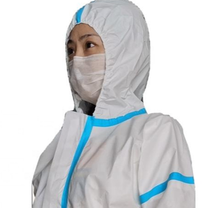 Coverall Blue Water ProofเทปSF 50G 60G 65G Hood