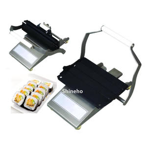 automatic commercial sushi nigiri rice ball roller maker equipment sushi ball making robot rolling machine