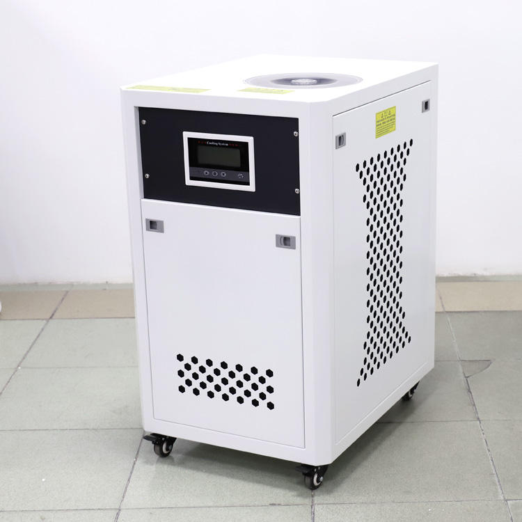 1.5HP small chiller low temperature chiller 5-40F water-cooled system water-cooled industrial chiller