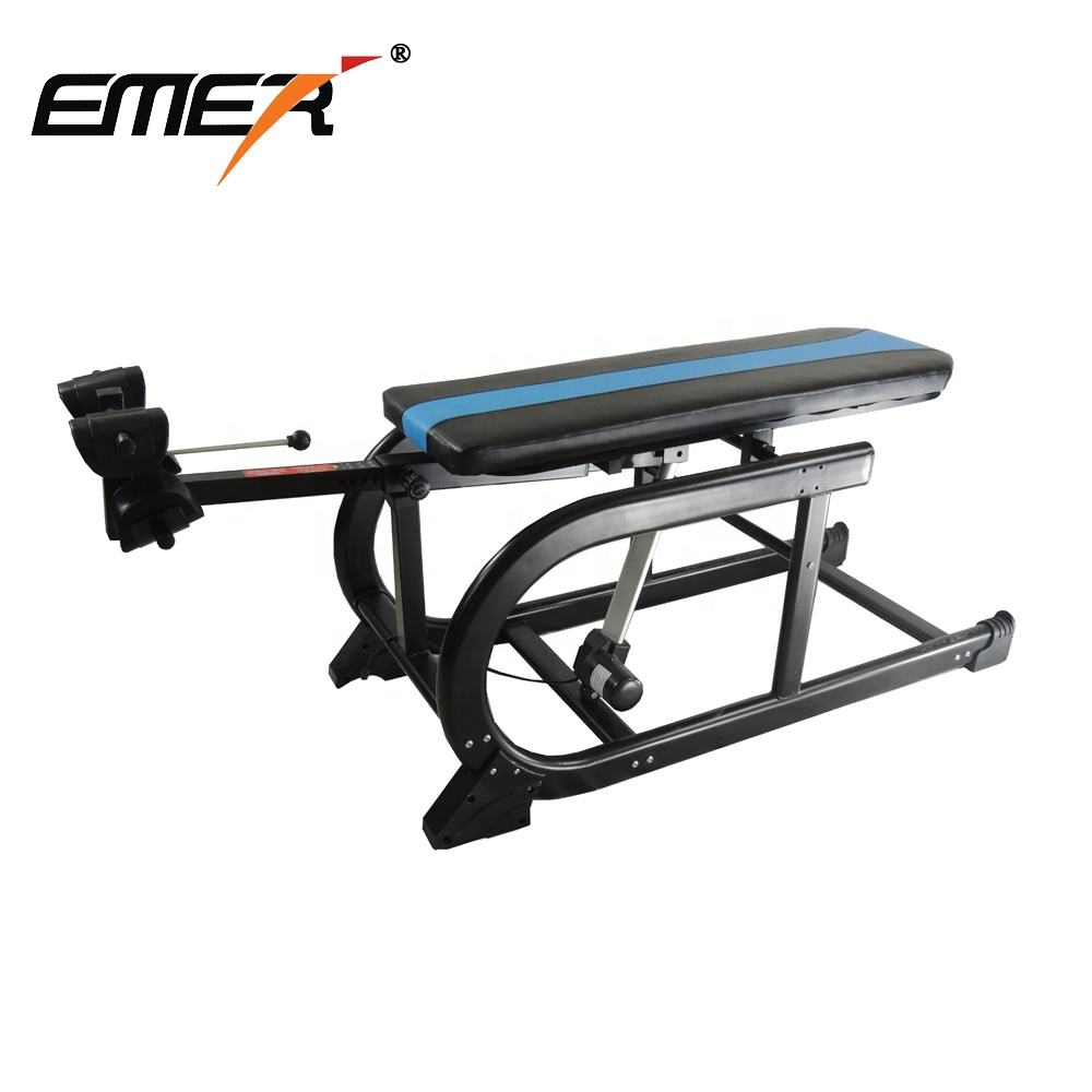 Inversion Table Suspension Trainer Electric Inverted Machine Lumbar Stretching Machine Inverted Fitness Equipment