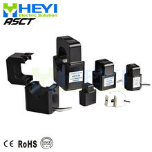 HEYI split core current transformers KCT Ct 600A with mA 333mV output open type current transformer