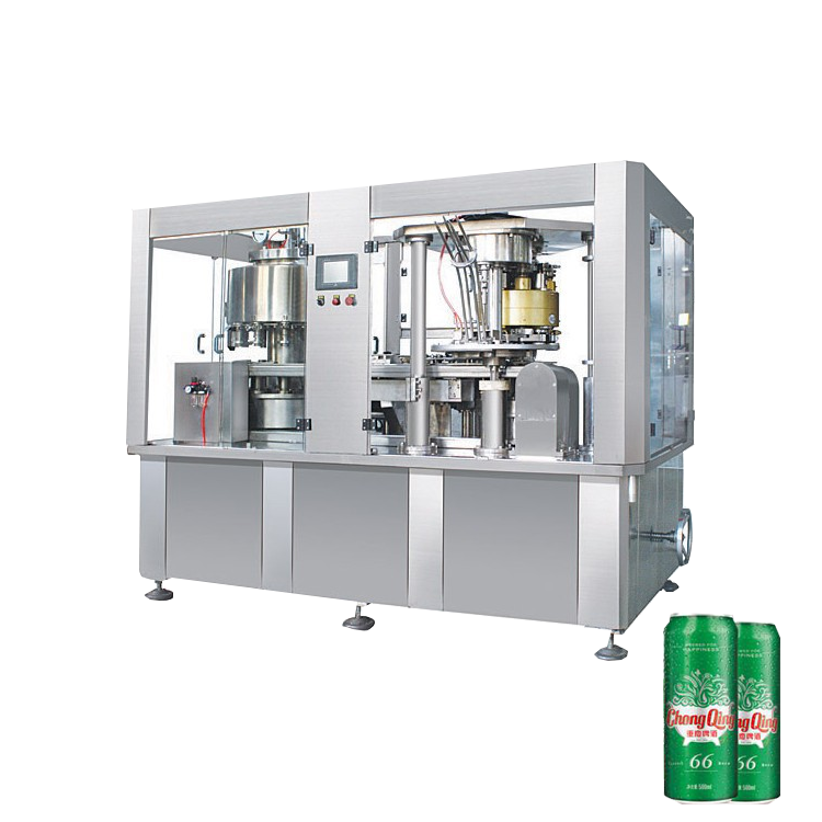 Beer Soda Beverage Drinks Can Making Filling Capping Machine for Automatic Filling line
