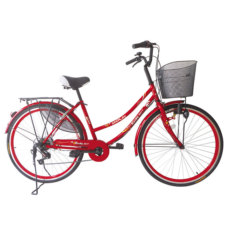 2020 Hot products China 26inches bicycle city bike/fashional beautiful lady bicycle for sale /cheap classic city road bike