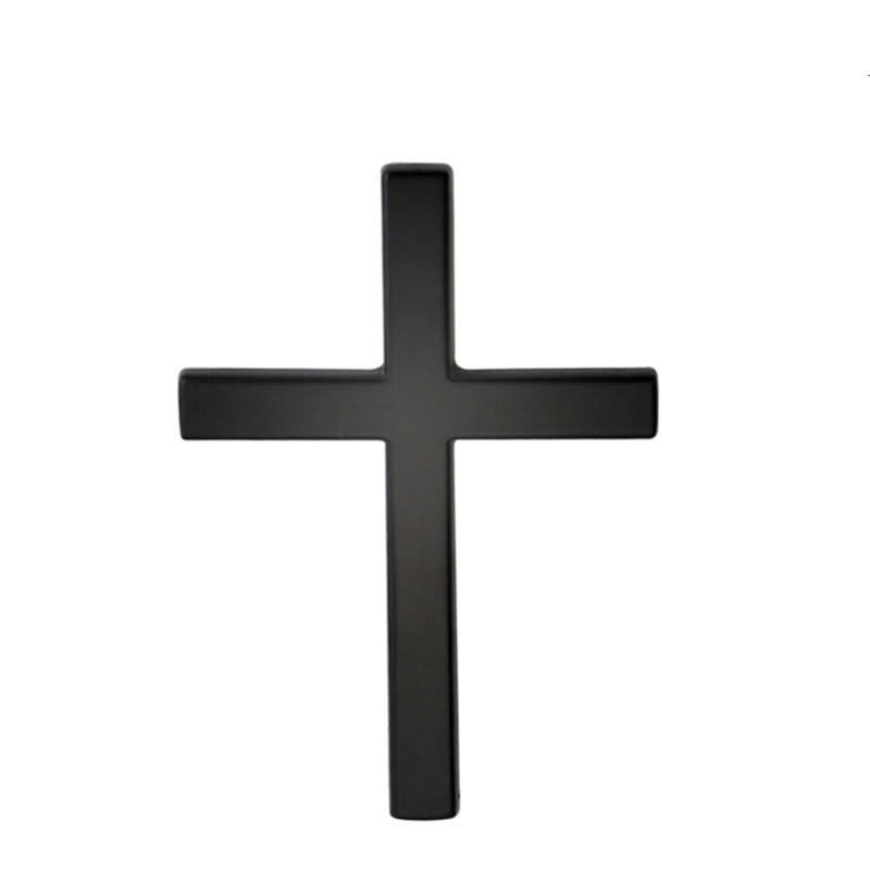 custom cross car badge car sticker car emblem
