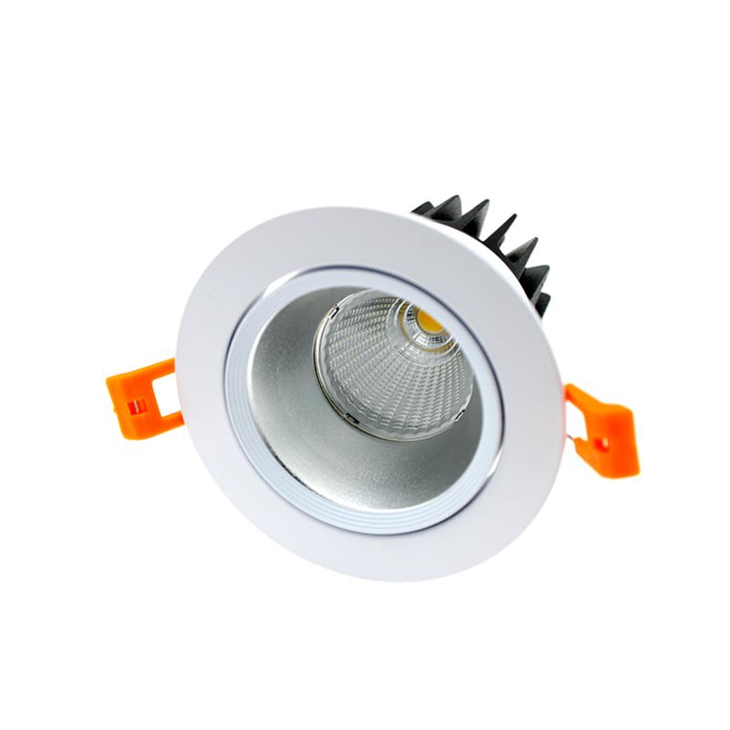 Recessed type 110-220v 3W 5050 led  LED Puck//under Cabinet Light,led spotlight