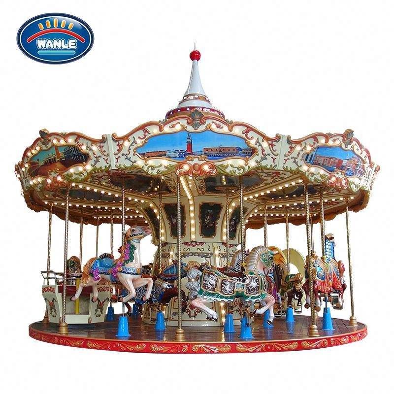 Indoor-Spielplatzfahrten Kinder <span class=keywords><strong>Mini</strong></span> Rotation Karussellfahrten