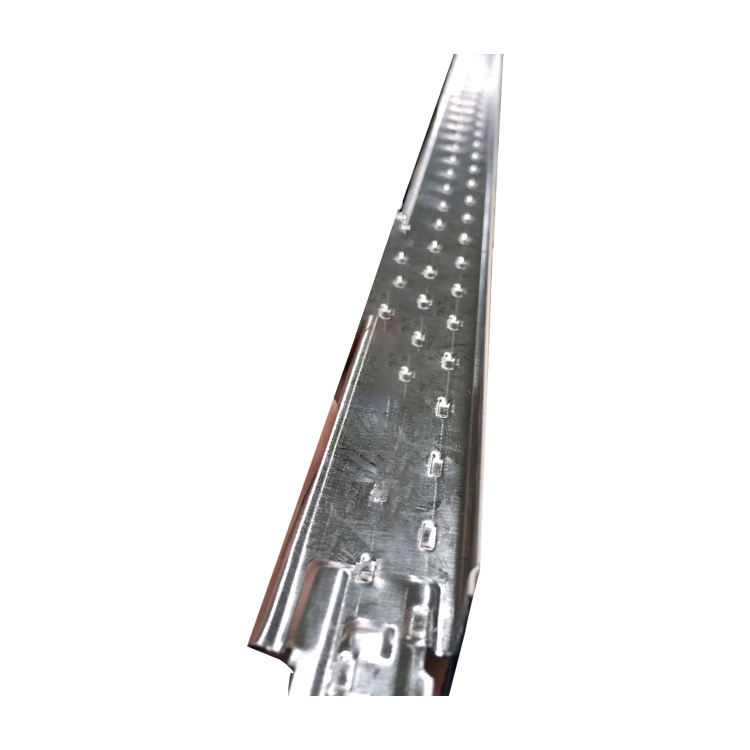 Easy Installlation Gypsum Ceiling Accessories Suspended Ceiling Metal Grids