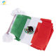 Mexican Customizable size Decoration using string flag,Mexico country flag for grand opening celebration