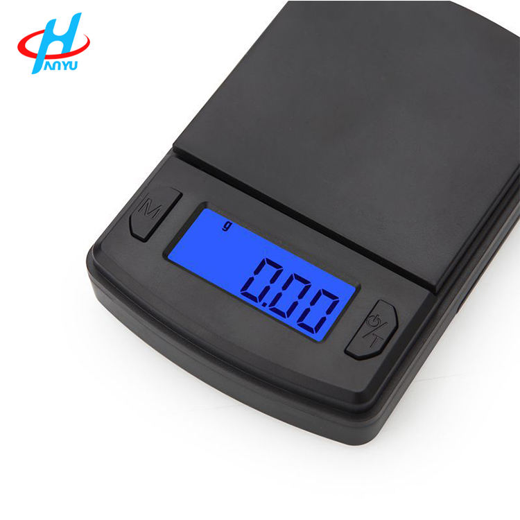 HY-A6 300g 0.01g cheap digital mini jewelry weight pocket scale 100g 200g 500g