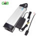 Wholesale Lithium ion Lifepo4 Electric Battery Silver Fish Rechargeable 24V 60V 15Ah Ebike Battery Pack for Electric Bike