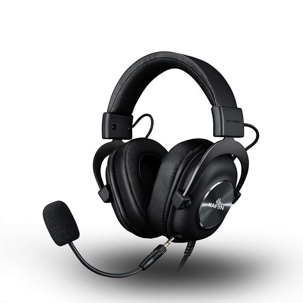 Высокое качество 3,5 + 7,1 канал Мягкий беспроводной микрофон шумоподавление gamming наушники для <span class=keywords><strong>телефона</strong></span> и ПК