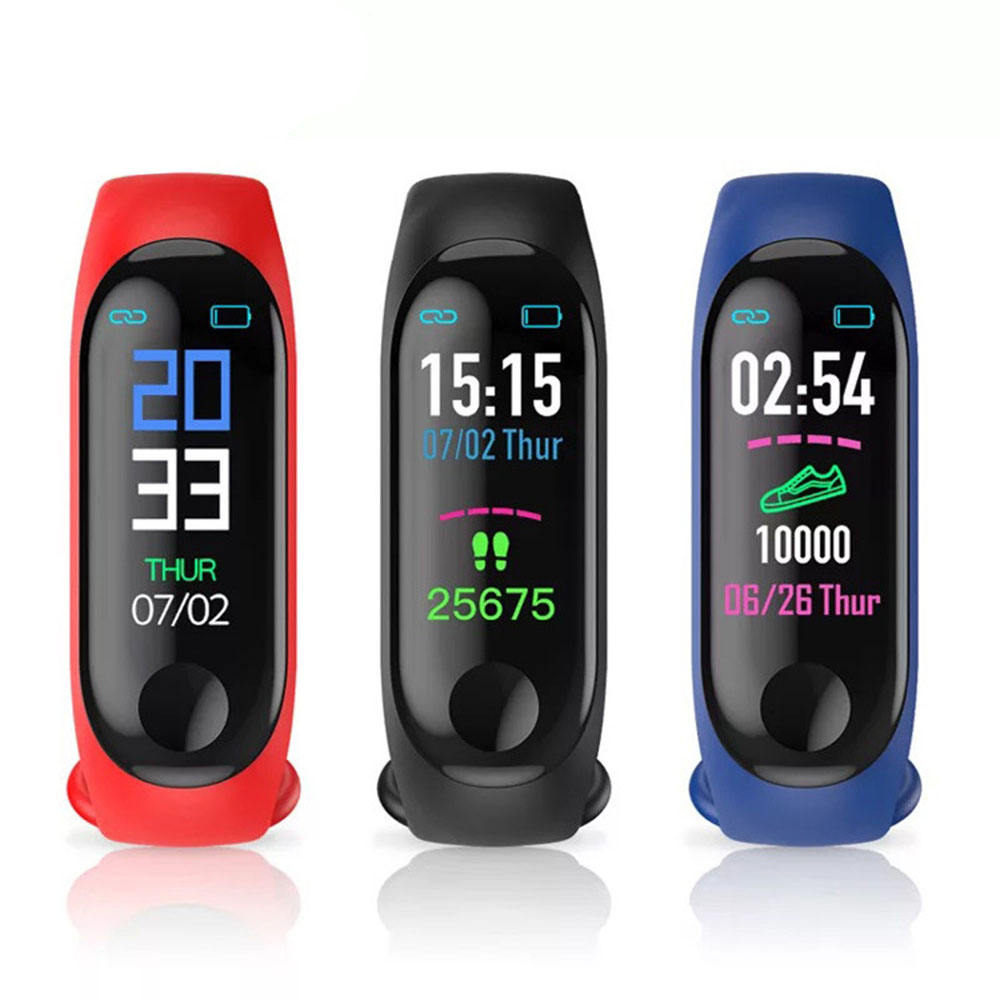 Smart watch message reminder OLED Touch Screen smart watch For Xiaomi Mi Band 3