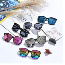 2020 New Arrivals Hot Selling Colorful Custom Fashion Shades Sun Glasses Sunglasses