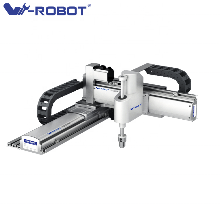 Robotics System robot arm for pick and place automation