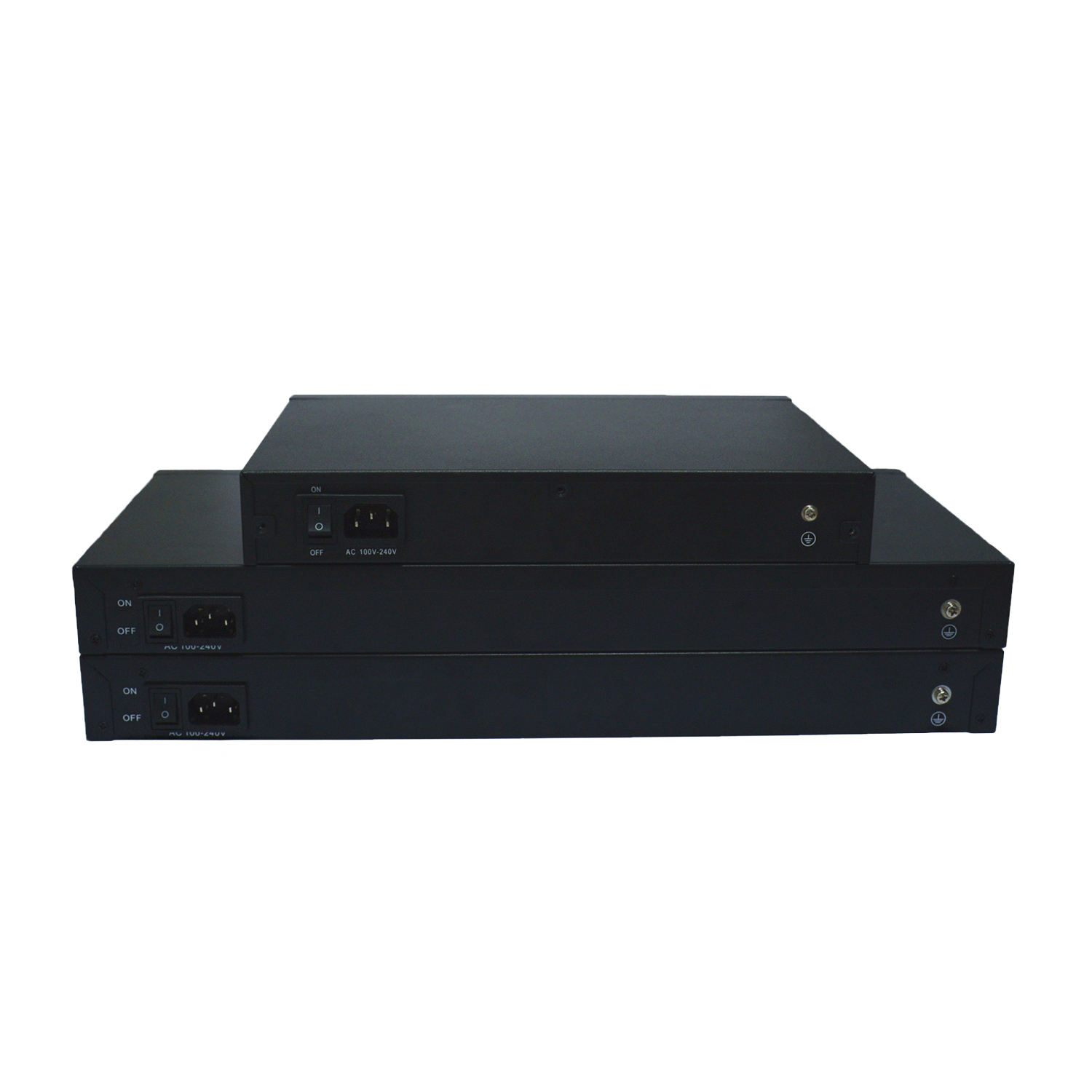 <span class=keywords><strong>ATA</strong></span> Telepon Adaptor 8 FXS Port VoIP Gateway
