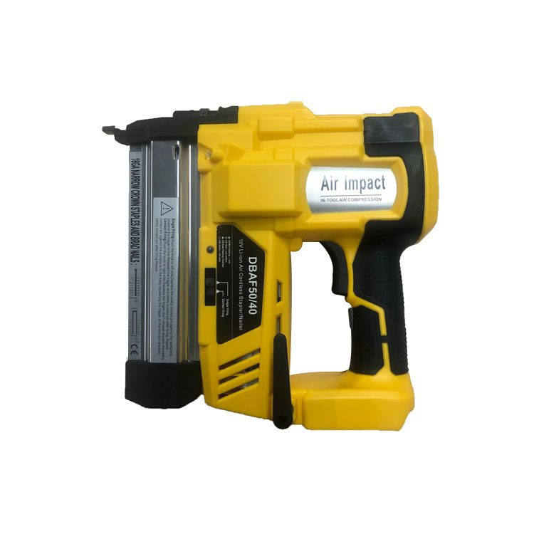 18V LI-ION AIR CORDLESS 2 INCH BRAD NAILER ElECTRIC BRAD NAILER POWER DC 18V CORDLESS BRAD NAIL GUN GDY-AF50