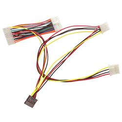 0.6mm - 2.0mm pitch LVDS Cable for TV Computer Panel Main Board Wire Harness cable