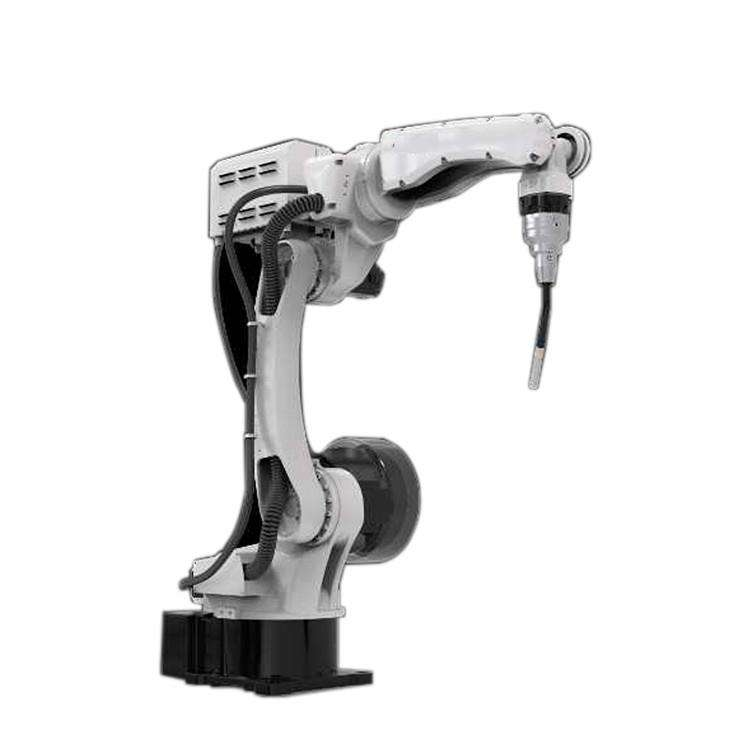 Inteligent Welding Robot <span class=keywords><strong>Mig</strong></span> <span class=keywords><strong>Mobile</strong></span> Arm 6 Axis System Machine Mesin Las Cnc Harga Industrial Soldador Single Phase Welder Tig