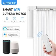 Google home Alexa control automatic motorized electric smart wifi curtain motor