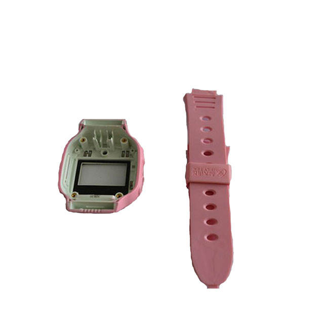 Custom plastic <span class=keywords><strong>rubber</strong></span> silicon horloge band mould/mold voor rvs horloge band leverancier fabrikant