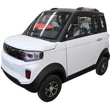 2019 hot sale solar vehicle cheap electric mini car electric vehicle load 4 person 4 wheel new car with solar system