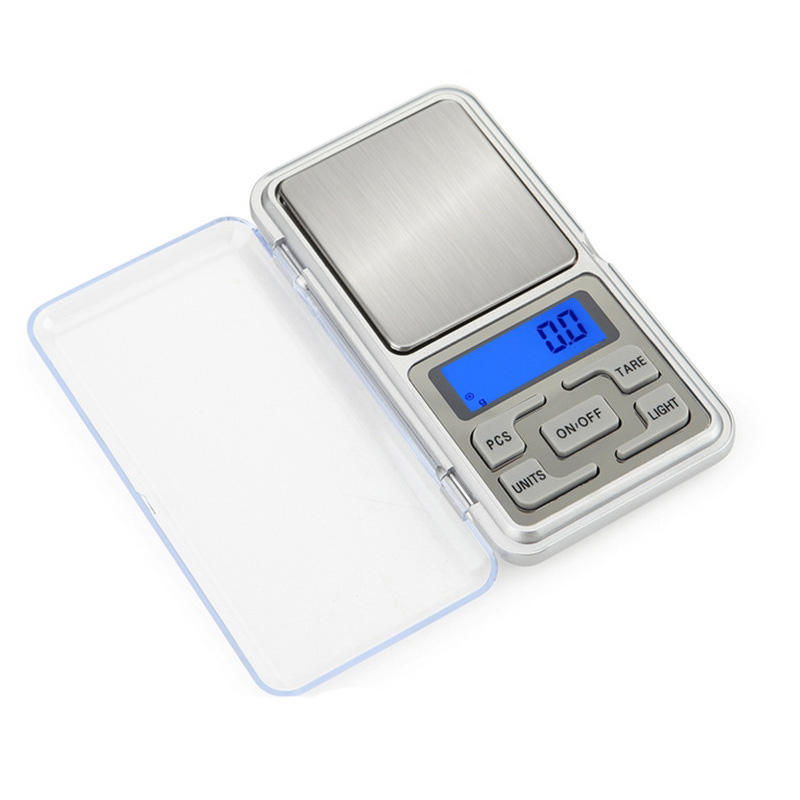 Amazon hot selling Original factory cheap competitive price 100g 200g 500g portable backlight gram kitchen digital pocket scale