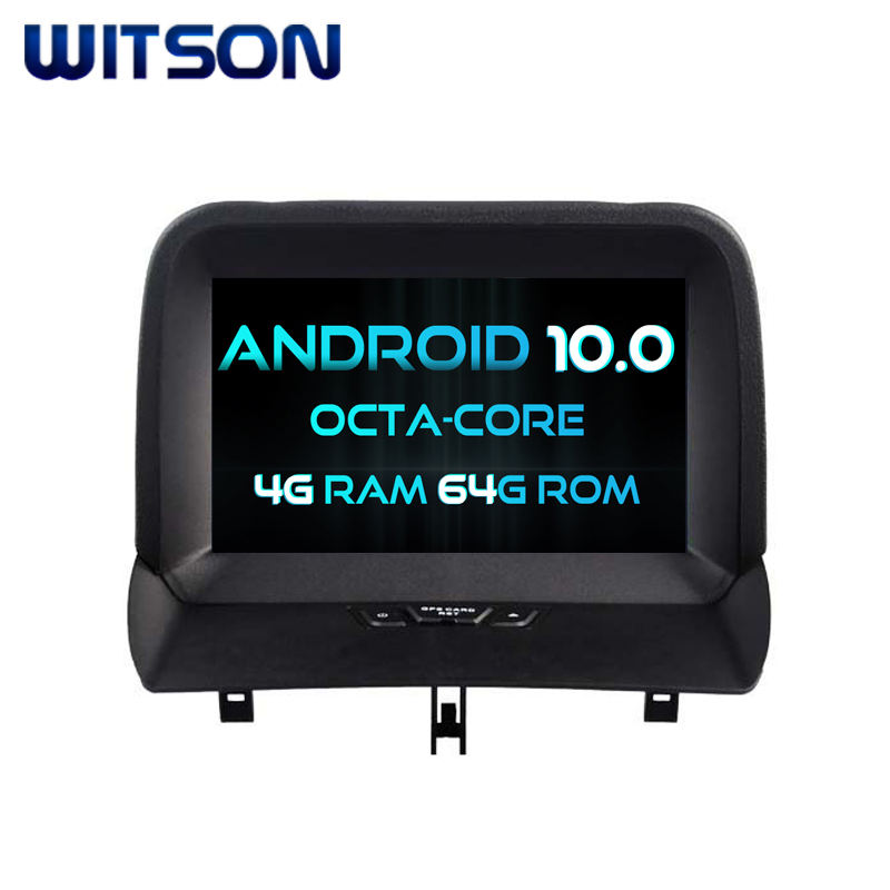 WITSON ANDROID 10,0 AUTO <span class=keywords><strong>DVD</strong></span> GPS NAVIGATION FÜR FORD TOURNEO 4G DDR3 1080P HD