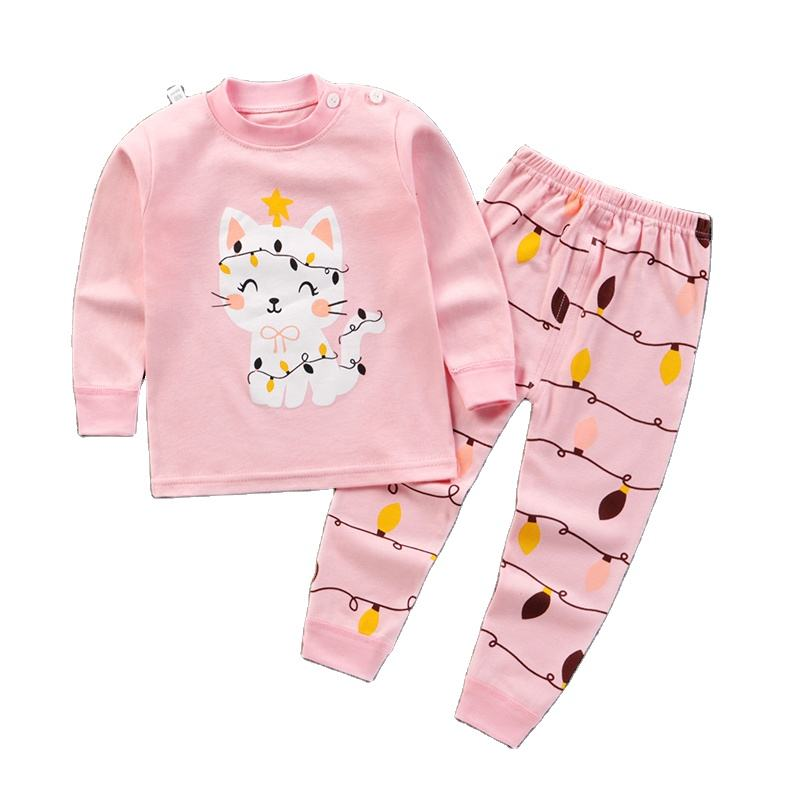 2021 Neuankömmling Baby kleidung Großhandel Baby kleidung Sets 100% Baumwolle Casual Wor