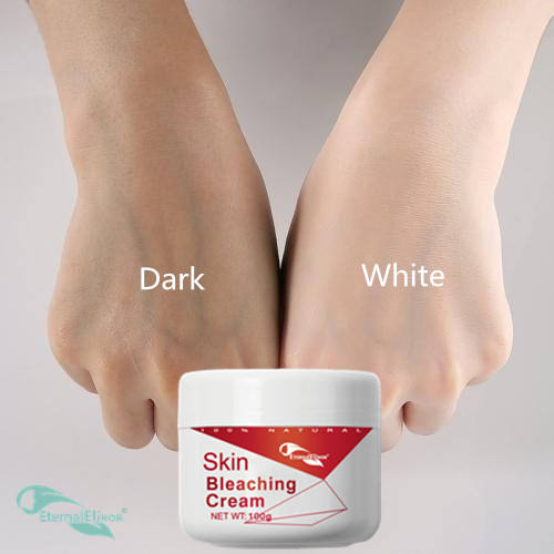 Private label your own brand Eternal Elinor 100g Skin cream white face bleach herbal whitening cream