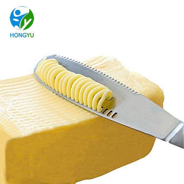 3 in 1 Bread cheese Slicer Kitchen Gadgets Slicer,New multifunctional serrated Stainless Steel Butter Knife