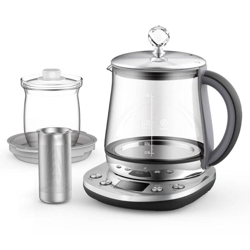 Xiaomi Deerma DEM-YS802 1.5L Multifunctional Kettle Stainless Steel Electric Health Pot Water Boiler