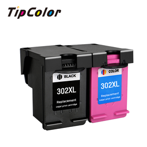 Compatible HP 302xl Ink cartridge color