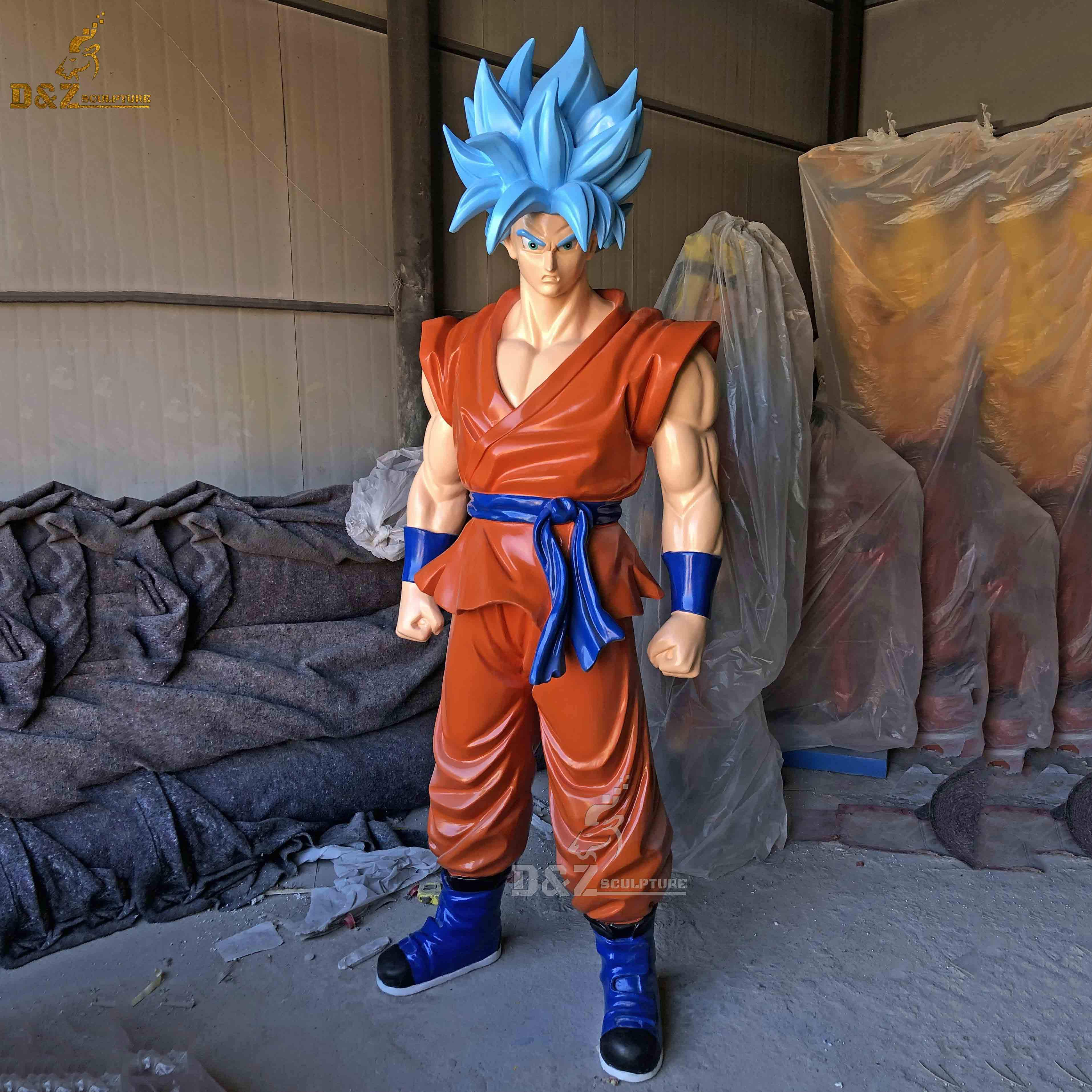 Groothandel Japan Anime Action Figure Model Levensgrote Hars <span class=keywords><strong>Dragon</strong></span> <span class=keywords><strong>Ball</strong></span> Standbeeld