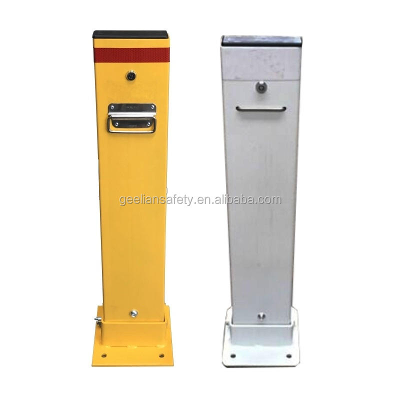 New model parking road barrier, parking lot barrier, parking bollard / security post / driveway bollard