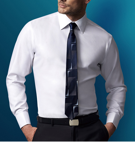 New Style Tailor Made Men Fashion Shirt/Bespoke Slim fit Men shirt for wedding party