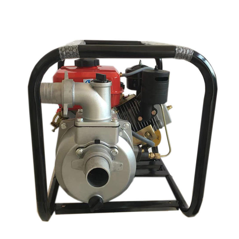6.5Hp Power 8hp Mesin 5.5hp Motor 3 1 Inch 4 Inch Portable Diesel Bensin Pompa Pompa Air Bensin
