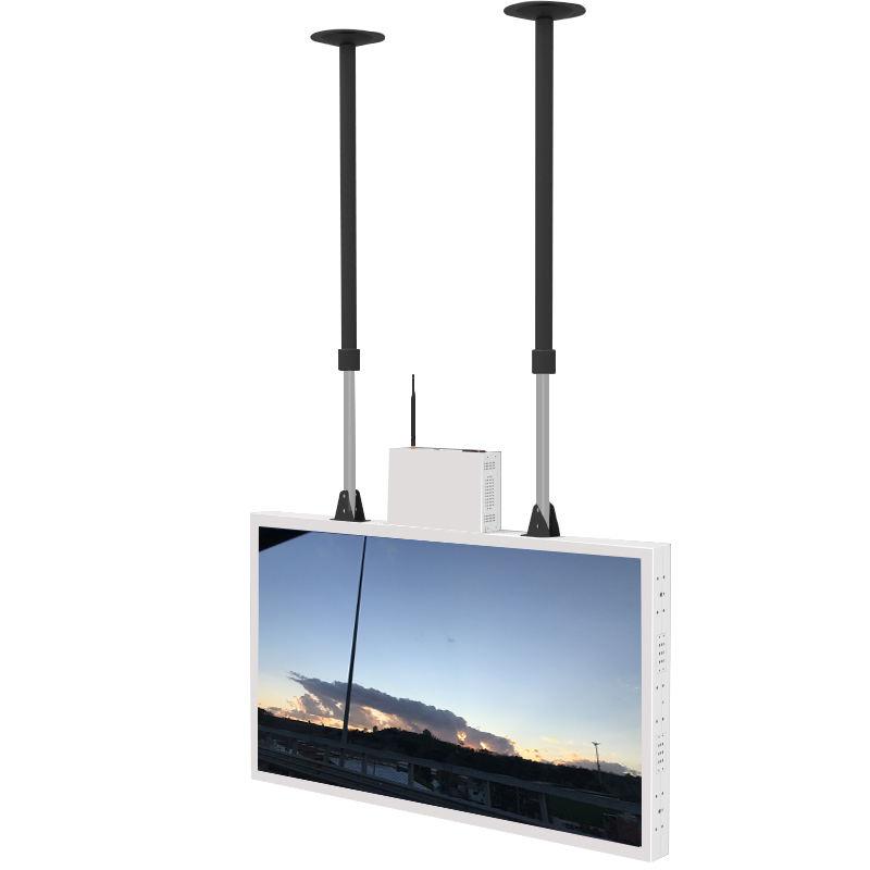 Fissaggio a cristalli liquidi monitor negozio di coperta digital signage pubblicità lettore multimediale <span class=keywords><strong>lcd</strong></span> centro commerciale