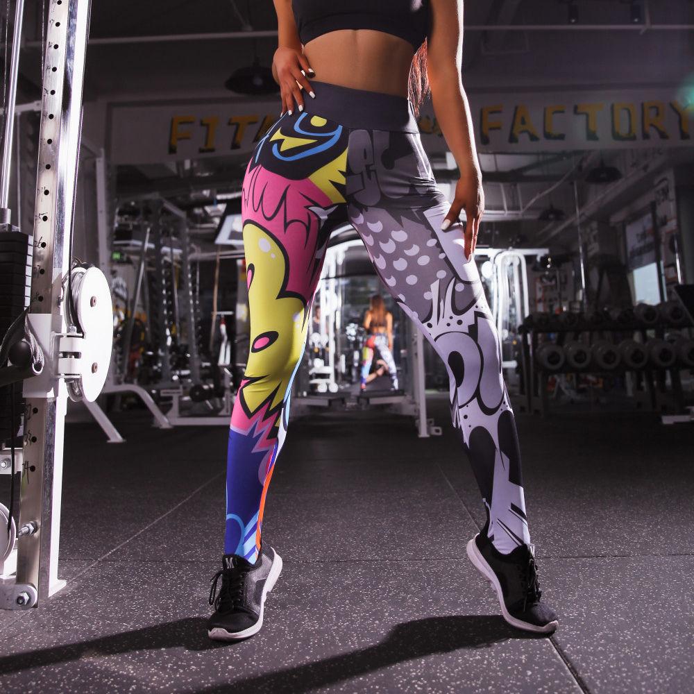 comfortable custom size fitness wear legging womens wholesale sport casual leggins plus size
