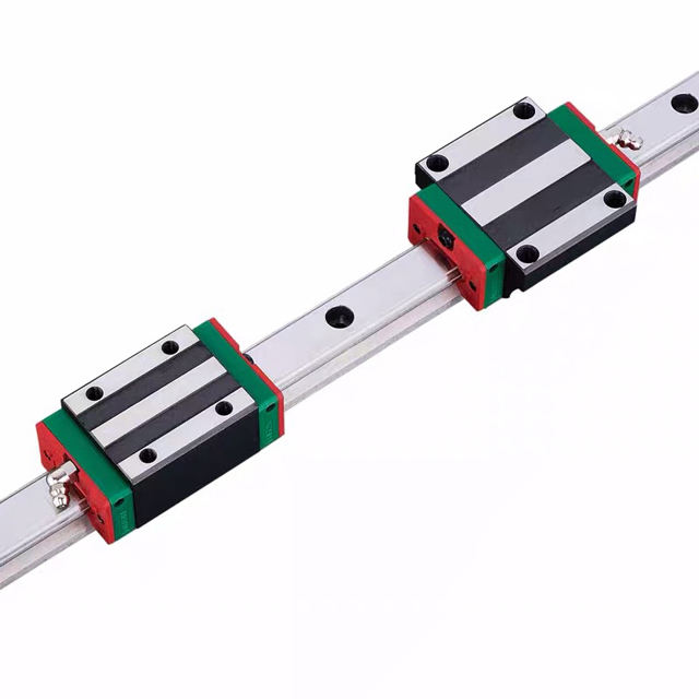 Cheap price linear guide ways and linear guide way block