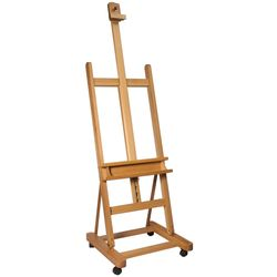50cm Beech wood easel height Table top easel