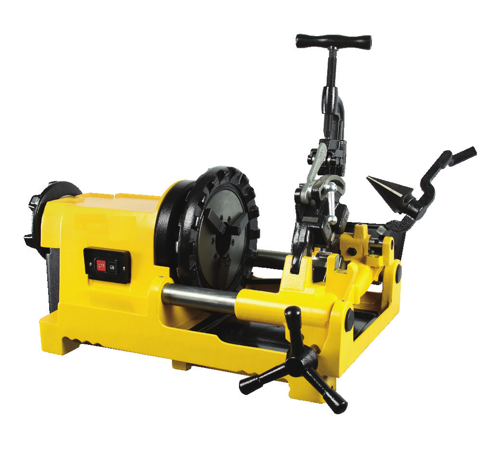 "2"" pipe threading machine electric pipe threader"