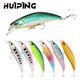 Fishing Lures Wholesale 4.4g 60mm Minnow Lure Hard Bait Sinking Bass Fishing Wobbler 60SR M028