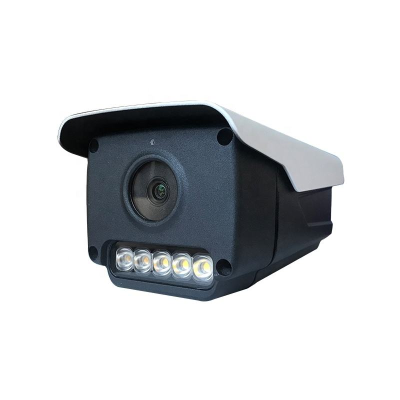 Hot 4K 8.0MP Blacklight Full Color in Day & Night Bullet IP Camera