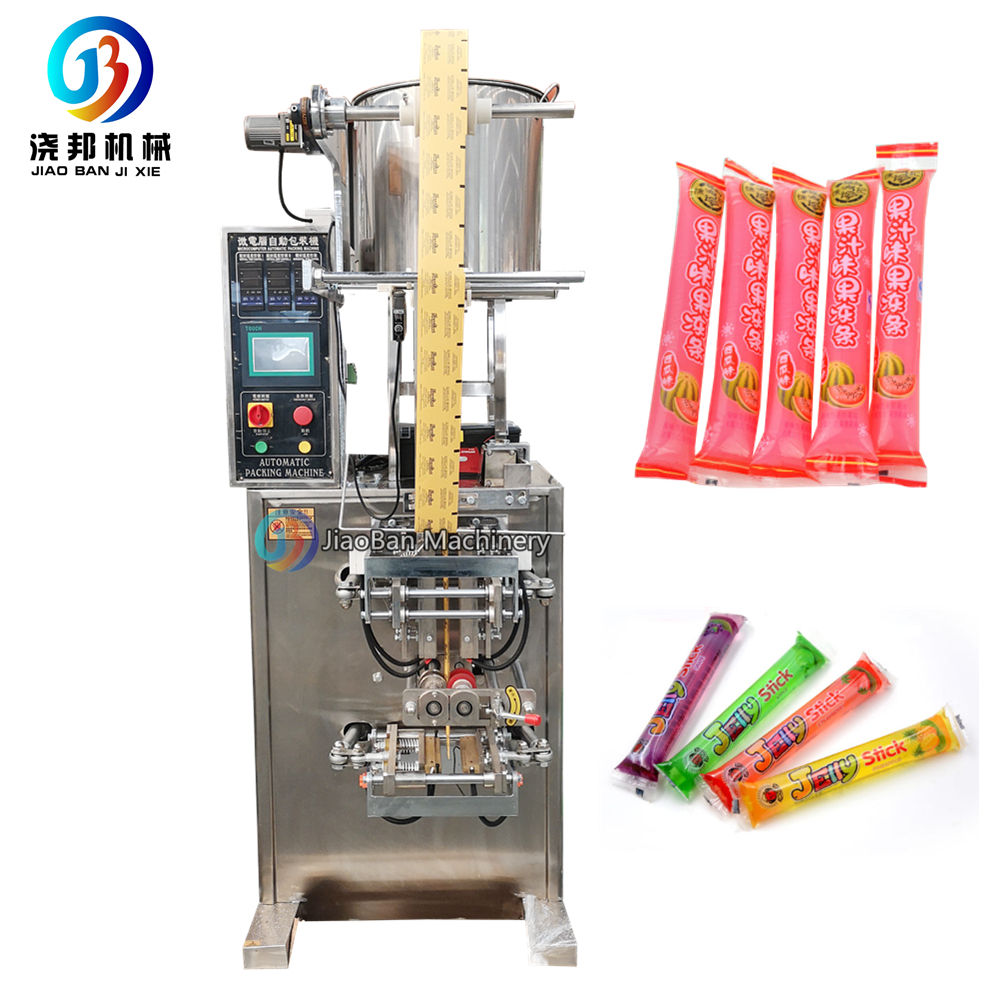 JB-330Y Vertical Automatic juice stick /Popsicle liquid /Ice Lolly Packing Machine