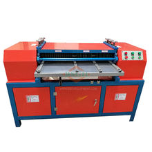 March Expo Hot sales BS-1200P industrial copper radiator separator machine air conditioner radiator recycling equipment