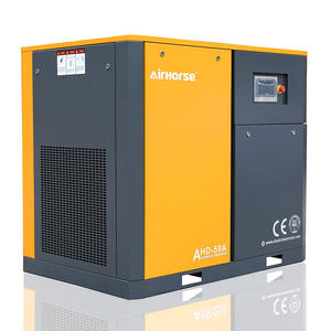 50hp 37kw Industrial Direct Driven Rotary Screw Compressors or Construction Works